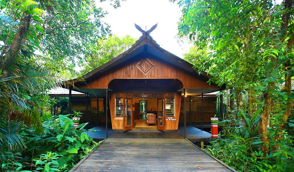 Tanjung Puting National Park Rimba Orangutan ecolodge