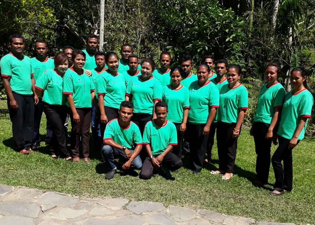 Local Staff Kelimutu Ecolodge