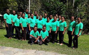 Kelimutu Lodge Staffs in Flores