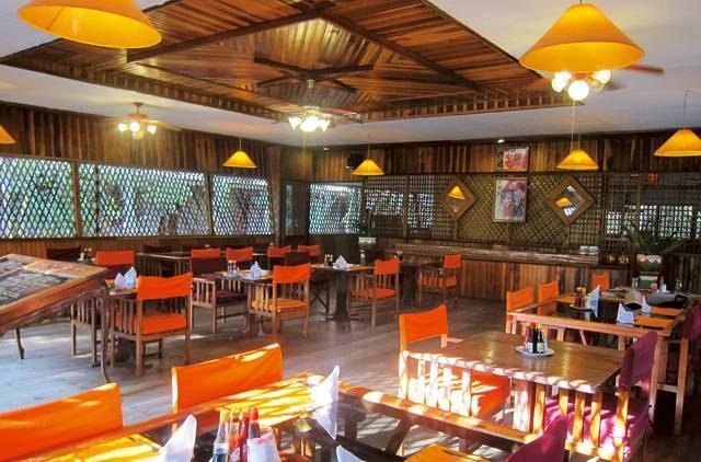 Rimba Orangutan eco Lodge - Restaurant